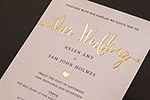 Invitations & Wedding stationery  IMGP6657