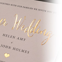 Bespoke Wedding Stationery in the North East
